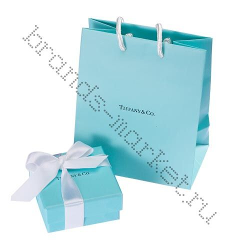 Tiffany & Co Package + Box