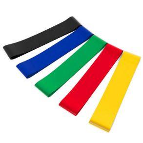 Набор фитнес-резинок Mini Bands различной нагрузки