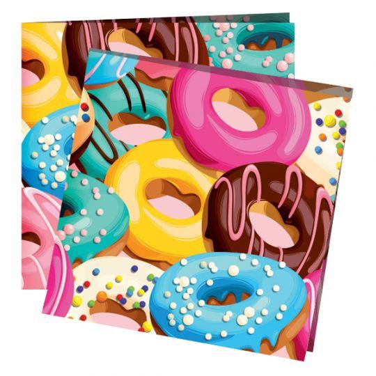 Салфетки Пончики