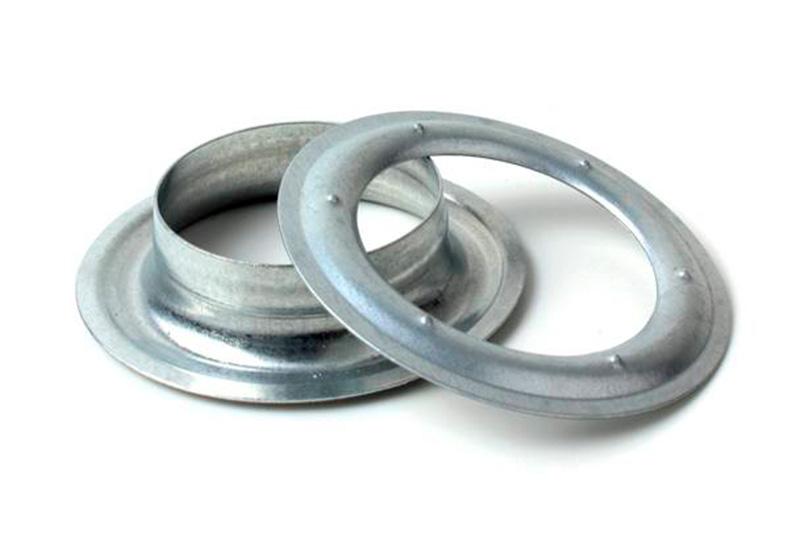 Люверс диаметр 25 мм 1000 шт (Арт: 01.25.)