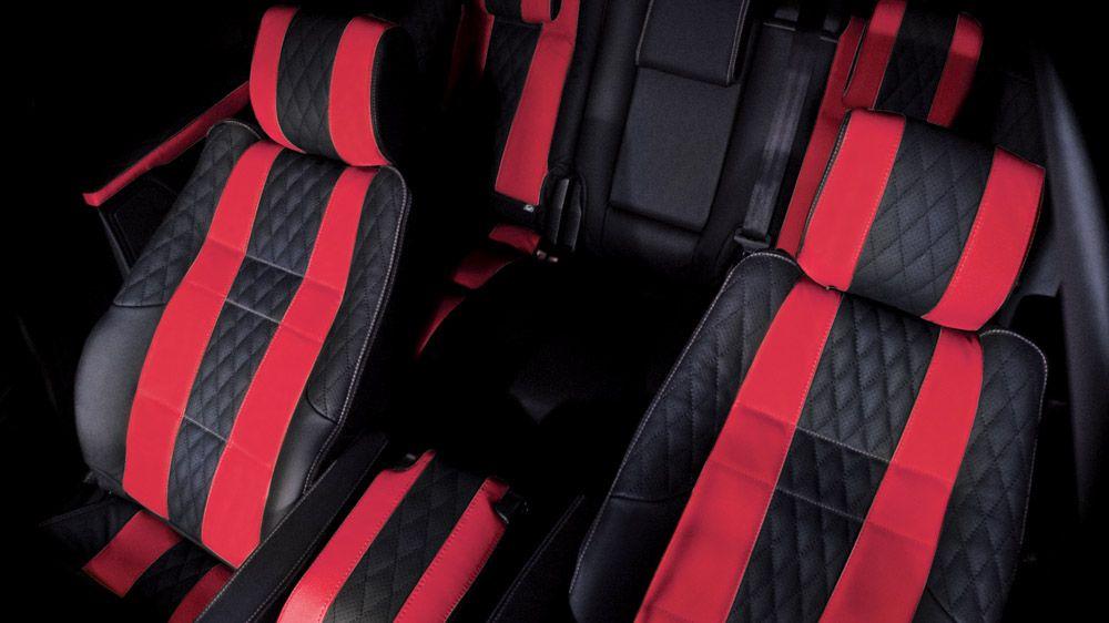 Пакет отделки интерьера SIGNATURE (Range Rover Sport 2005-2013)