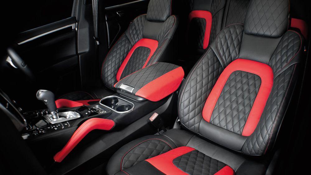 Пакет отделки интерьера Спорт (Porsche Cayenne)