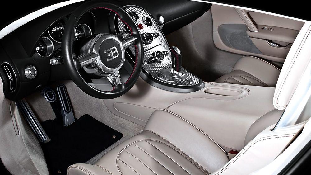 Пакет отделки интерьера (Bugatti Veyron)