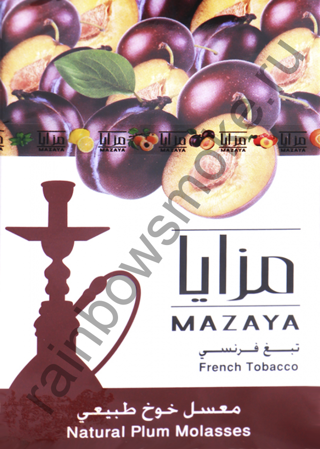 Mazaya 1 кг - Plum (Слива)