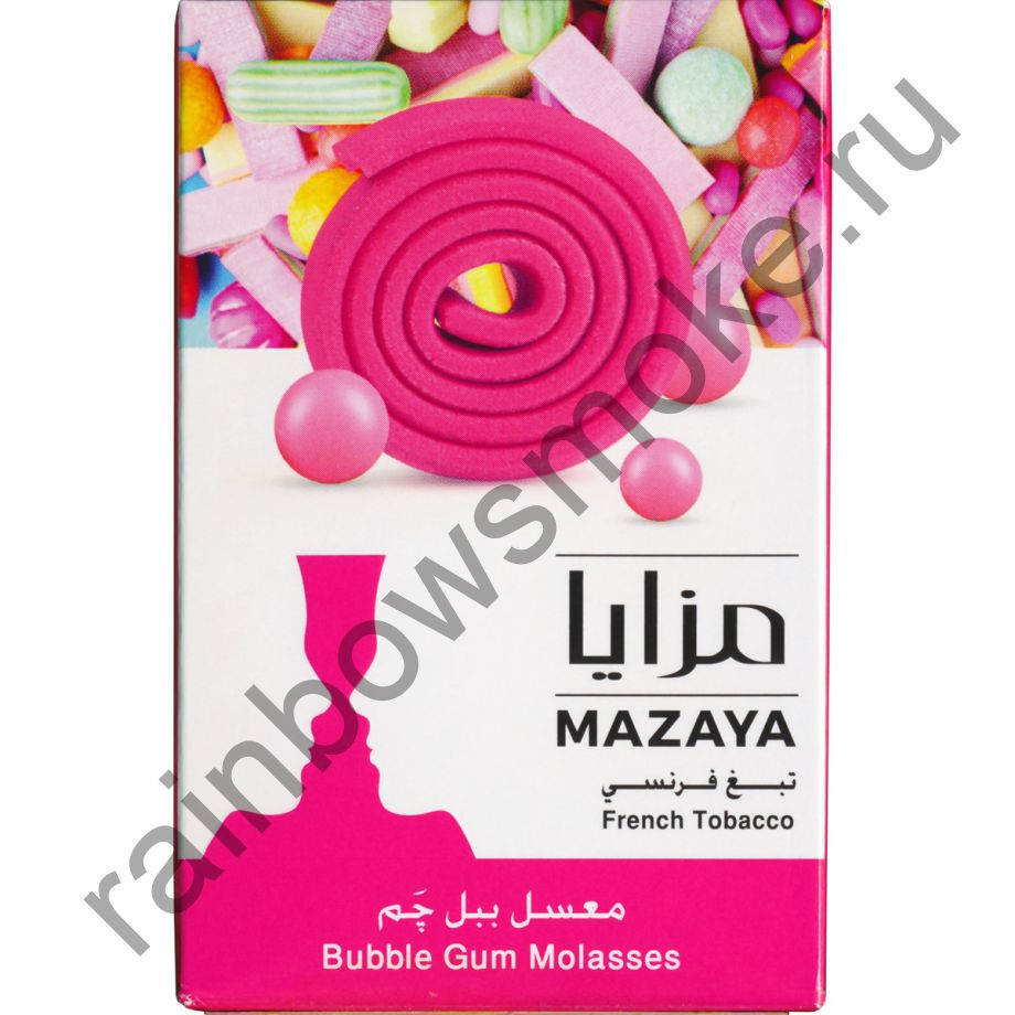 Mazaya 1 кг - Bubble Gum (Сладкая Жвачка)