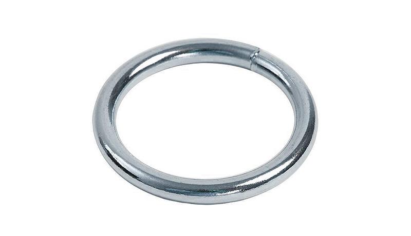Кольцо шторное диаметром 20 мм  - 100 шт (Арт: 27.20)