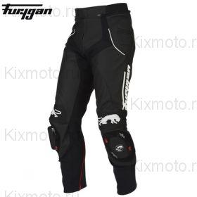 Штаны Furygan Raptor кожаные, Чёрно-белые