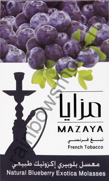 Mazaya 1 кг - Blueberry (Черника)