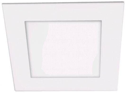 Светильник встраиваемый светодиодный Jazzway  даунлайт 12W(960lm) 4000K квадрат 170(150)x25 белый PPL-SPW17025-12w-4000K 4K