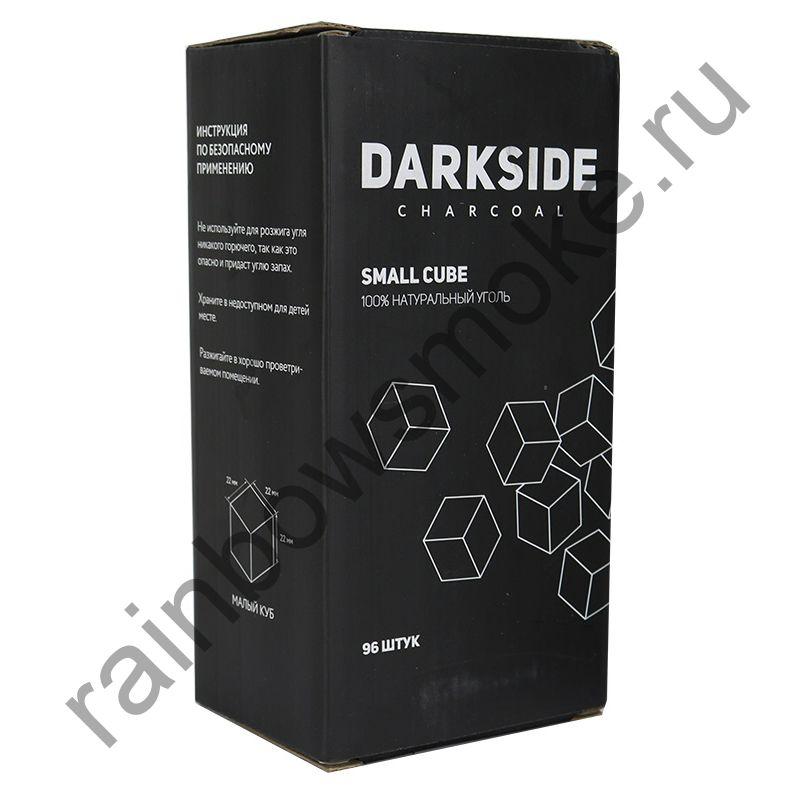 Уголь кокосовый для кальяна DARKSIDE 22мм (96шт)
