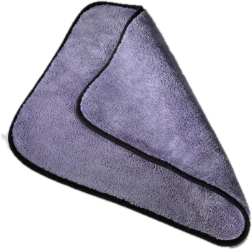Sia Siachrome Высококачественная очищающая салфетка, черная, 400мм. х 400мм.