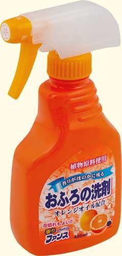 DAIICHI ФАНСУ чистящее средство для ванной с апельсиновым маслом
