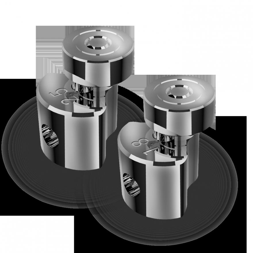 Набор эксцентриков Xion 1.8 & 2.5mm