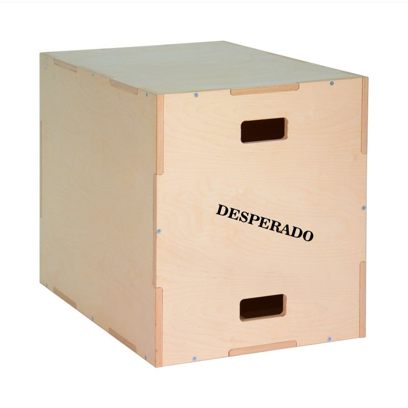 "Тумба для запрыгивания ""Desperado"" 50х60х75 см"