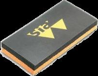 Sia Двусторонний блок для ручного шлифования 60мм. х 128мм. х 16мм.