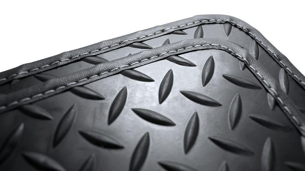Износостойкие резиновые коврики (Range Rover Evoque)