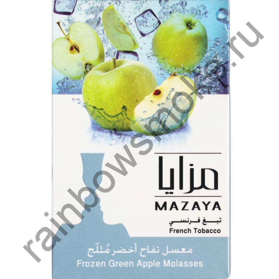 Mazaya 1 кг - Frozen Green Apple (Замороженное Зелёное Яблоко)