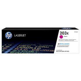 Оригинальный картридж HP CF543X / 203X пурпурный