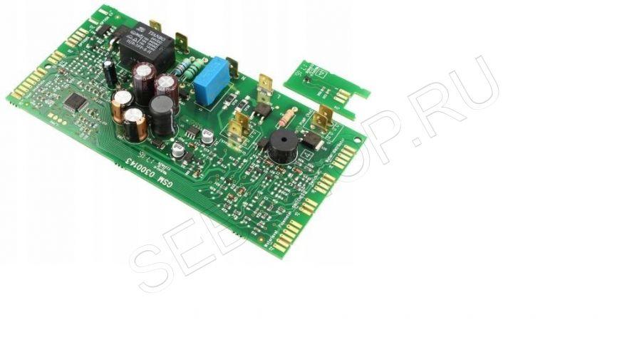 Плата управления, силовая плата кофемашины KRUPS (Крупс) моделей EA80..., EA82... Артикул MS-5949165