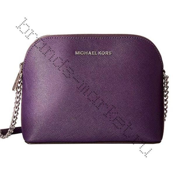 Michael Kors Cindy Crossbody (purple)