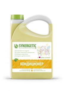 """""""Synergetic"""" Биоразлаг..кондиционер-ополаскиватель для белья SYNERGETIC: цветочная фантазия, 2,75л."""
