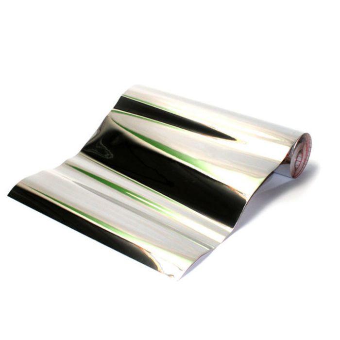 Безопасное зеркало - самоклеющаяся зеркальная пленка, Размер: 50х100 см
