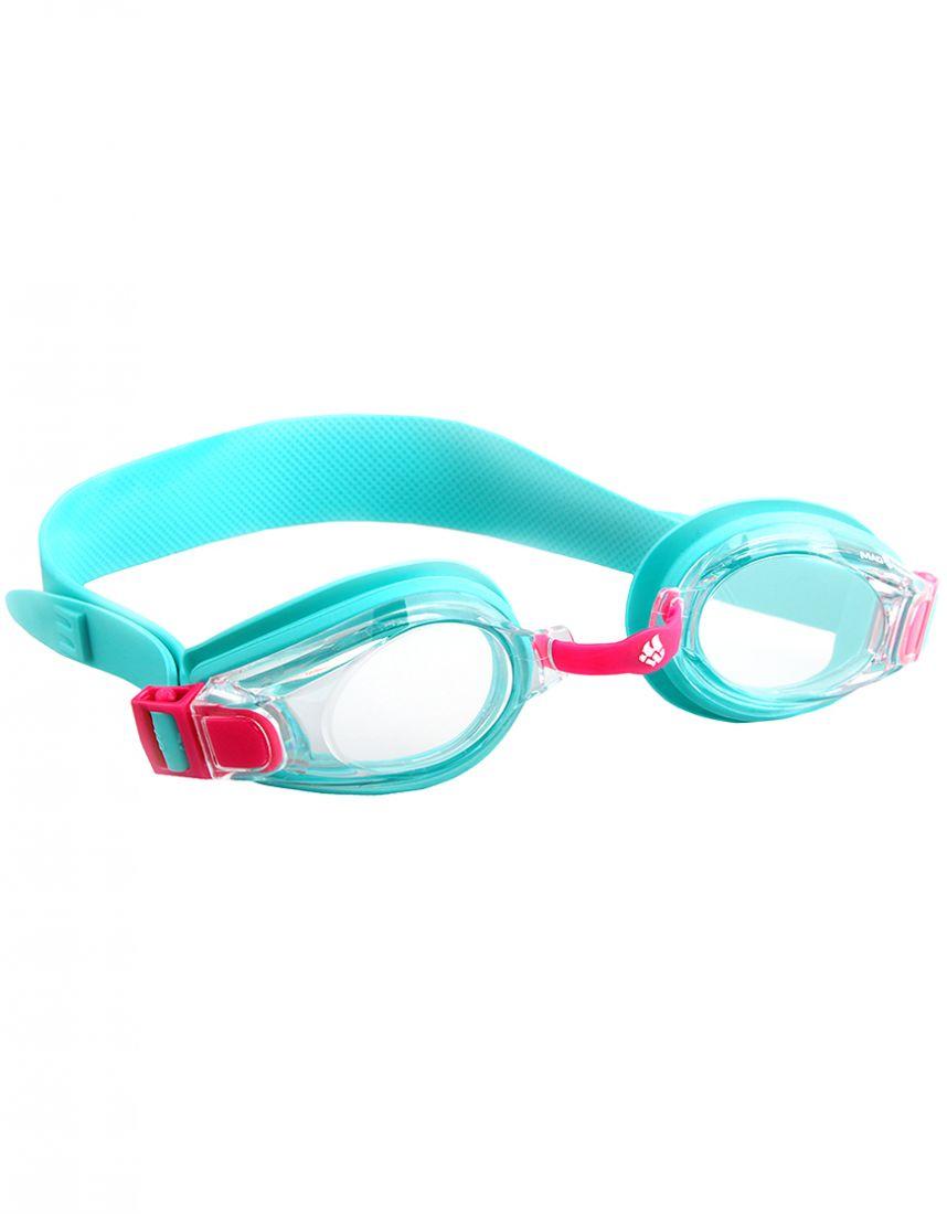 Очки для плавания тренировочные Mad Wave Bubble kids