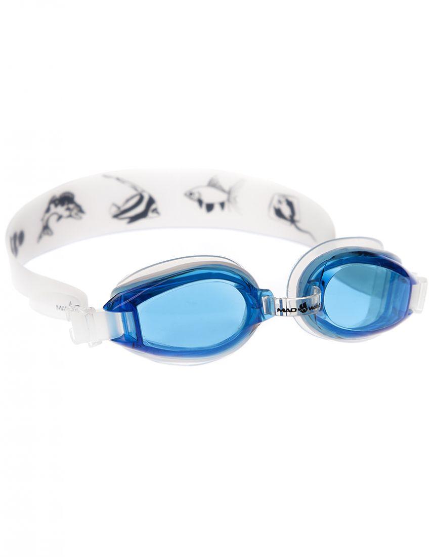 Очки для плавания тренировочные Mad Wave Coaster kids