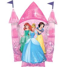 "Принцессы, замок, 35""/ 88*66 см, Анаграм"
