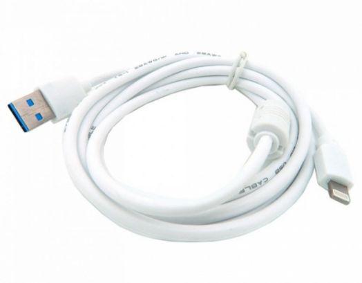 Кабель USB 2А Орбита PS-91 (iPhone5/6/7) 1,5м