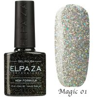 Elpaza гель-лак Magic 001, 10 ml
