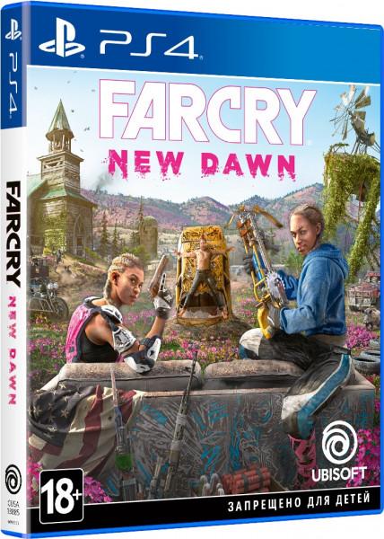 Игра Far Cry: New Dawn (PS4)