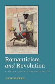 Romanticism and Revolution. A Reader