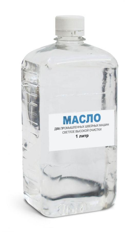 Масло белое минеральное (вазелиновое) для промышленных швейных машин