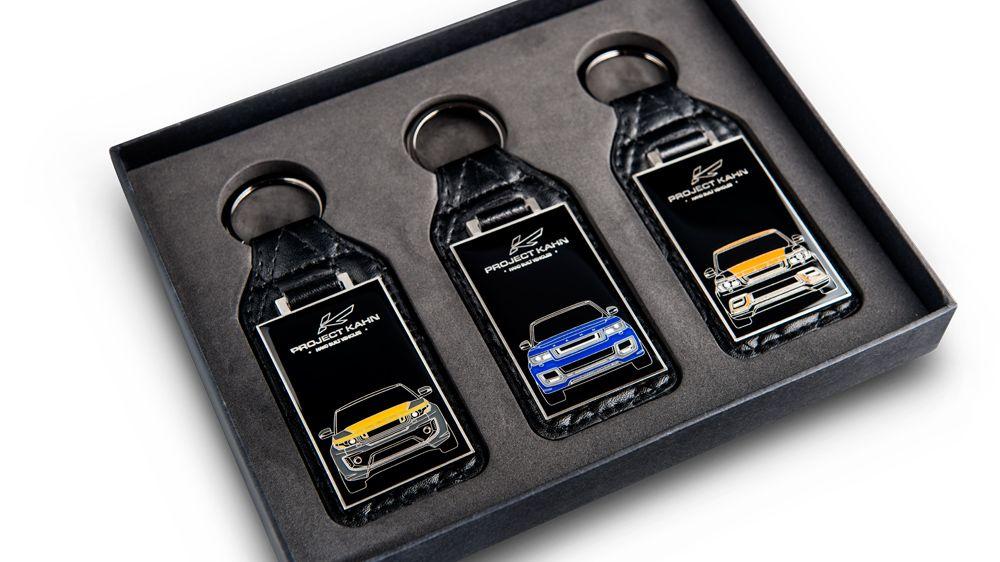 Комплект брелоков Range Rover