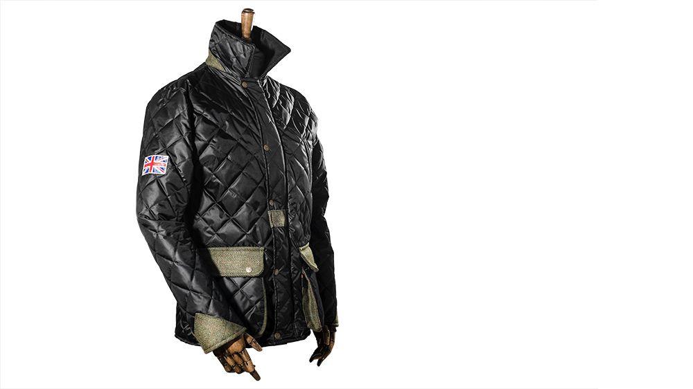 Мужская куртка от Kahn Design