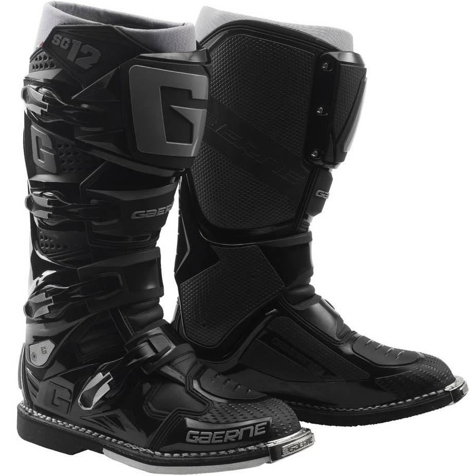 Gaerne - SG-12 Enduro Black мотоботы, черные
