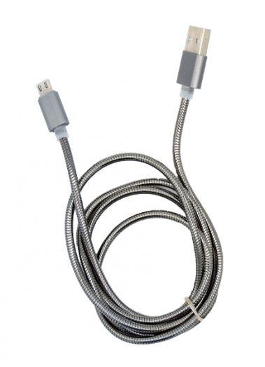 Кабель USB 2А Орбита KM-131 (microUSB) 1м