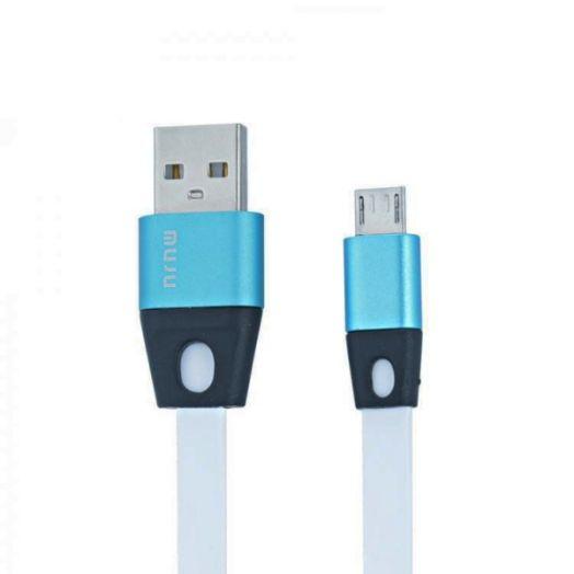 Кабель USB 3А MUJU MJ-25 (microUSB) 1м