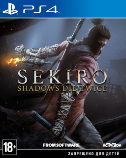 Игра Sekiro: Shadows Die Twice (PS4)