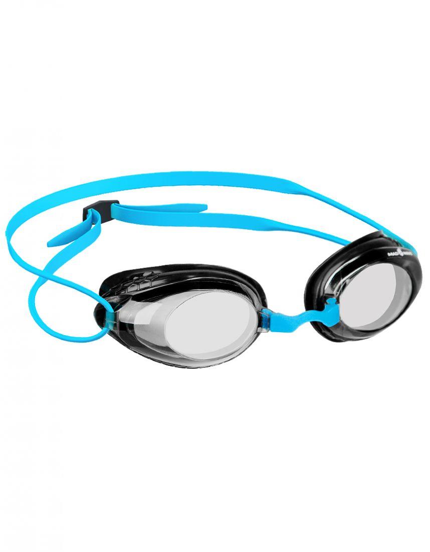 Очки для плавания тренировочные Mad Wave HONEY