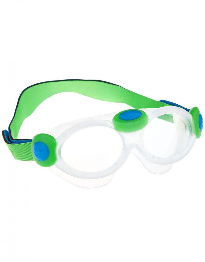 Очки для плавания тренировочные Mad Wave Kids bubble mask