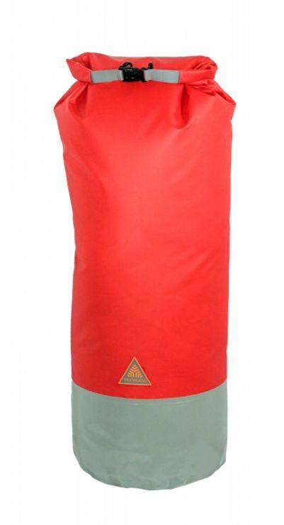 Герморюкзак Woodland Waterproof 80 л. пвх, цвет красный