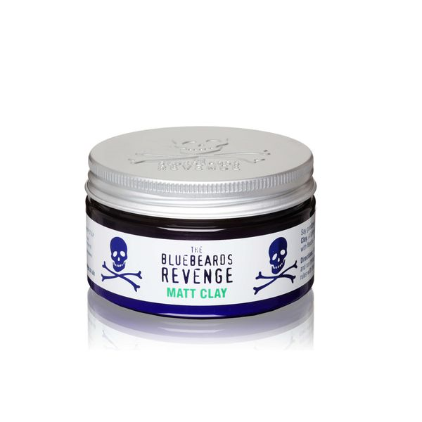 Матовая глина The Bluebeards Revenge для укладки волос