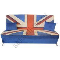 "Диван ""Хит британский флаг"""