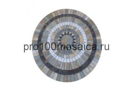FK-903 сланец. Панно. Брусчатка серия PAVING,  размер, мм: 1000*1000*10 (NS Mosaic)