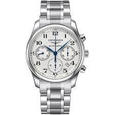 Наручные мужские часы Longines (механика)