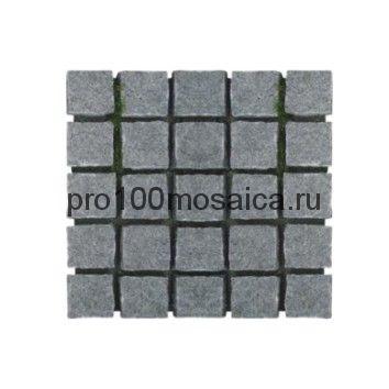 PAV-G-303 гранит. Брусчатка серия PAVING,  размер, мм: 500x500x30~40 (NS Mosaic)