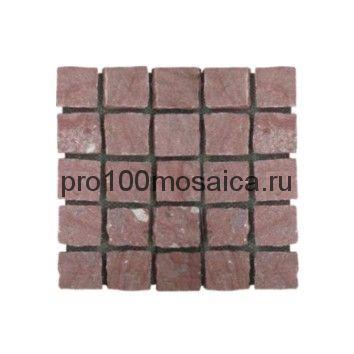 PAV-G-304 гранит. Брусчатка серия PAVING,  размер, мм: 500x500x30~40 (NS Mosaic)