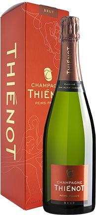 Champagne Thienot Brut Gift Box